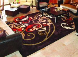 از طراحی تا تولید فرش تنها یک قدم فاصله..