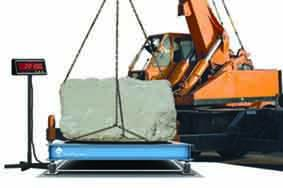 باسکول فلزی صنعتی (قله سنگ کش - توزین)