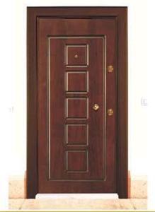 صنایع چوبی سیدجواد حسینی تولید کننده انواع درب چوبی ساختمان