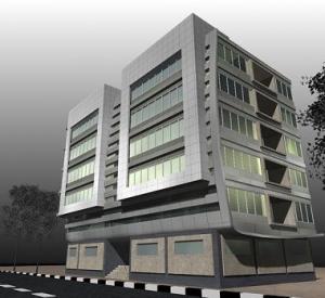 طراحی ساختمان و ویلا