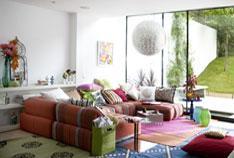 دکوراسیون طراحی داخلی-فضای سبز-روف گاردن