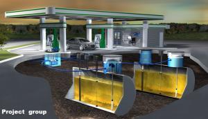 طرح توجیهی و سرمایه گذاری پمپ بنزین و CNG و خدمات رفاهی