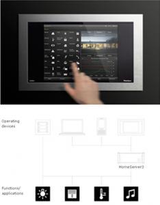 سیستم مدیریت هوشمند ساختمان- خانه هوشمند