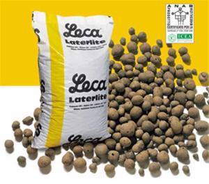 فروش عمده پوکه صنعتی لیکا جهت صادرات به عراق و کویت