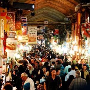 شرایط، بازار بزرگ ایران