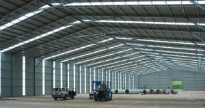طراحی و ساخت سوله و پوشش سقف و سالنهای پیش ساخته