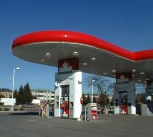 زمین پمپ بنزین و سی ان جی ومجتمع خدمات رفاهی