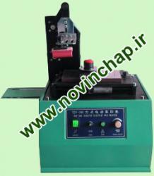 دستگاه تامپو رومیزی با امکان چاپ گرد
