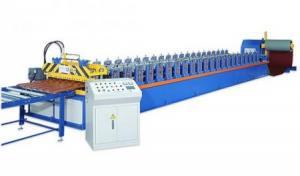 سازنده مدرنترين خط توليد متال دك (عرشه فولادي)