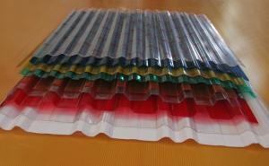 فروش – نصب و اجرای ورق های پلی کربنات موجدار(کروگیت)