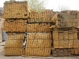 تخته زیرپایی- تخته بنایی - چهارتراش - نردبان چوبی - تیر چوب