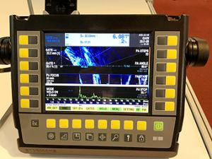 فروش عیب یاب فیزره مدل DIO 1000 PA ساخت کمپانی Starmans چک