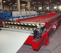 سازنده مدرنترین خط تولید ورق کرکره شيرواني  سینوسی / ذوزنقه