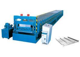 سازنده خط توليد عرشه فولادي (دال مركب)
