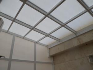 پوشش سقف پاسیو