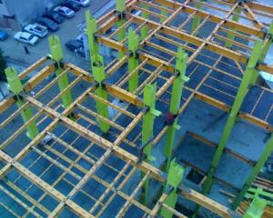 ساخت، نصب و پيمانكاری سازه اسکلت های فلزی