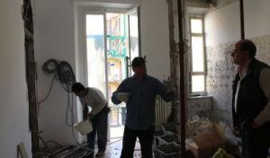 بازسازی ساختمان- بازسازی آپارتمان