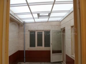 اجرای سقف پاسیو | سقف کاذب حیاط خلوت و دیوار | Patio Roof
