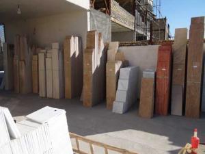 تهیه و فروش انواع سنگ های ساختمانی