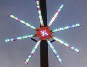 ستاره فروزان LED
