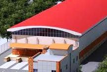 پوشش سقف شیبدار - ساخت خرپا - پوشش سوله