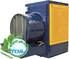 تجهیزات گرمایش هیتر وفن گلخانه