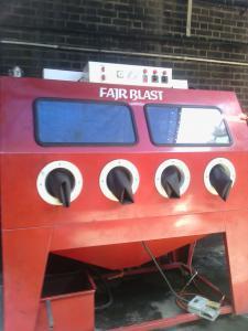 ساخت جدید ترین دستگاه کابینتی سوپر در کارگاه مهندسی فجر بلاس