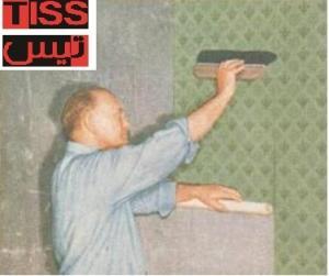 چسب کاغذ دیواری Tiss WA 610