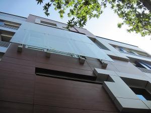 نمای اسپایدر ساختمان