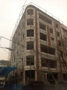 شرکت ساختمانی طراحان سازه پرکوک