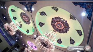 پارتیشن مسجد - پارتیشن متحرک مساجد