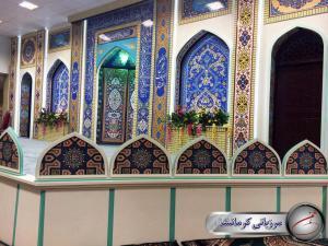 انواع سردرب های ورودی نمازخانه و مسجد