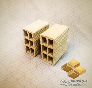 تولید وعرضه مستقیم اجرسفال ساختمانی یزد