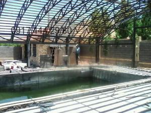 طراحی و ساخت سازه های فلزی در شیراز