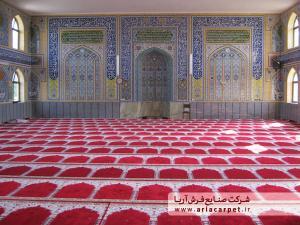 راه اندازی خط تولید فرش سجاده آریا در تهران