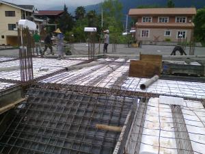 اجرای کلیه کارهای آرماتوربندی قالبندی
