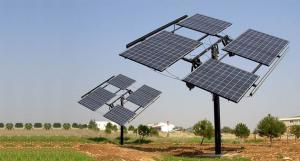 راه اندازی سیستم برق خورشیدی