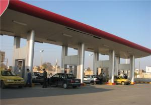 پمپ بنزین گازوییل فروشی دومنظوره حومه شرق تهران