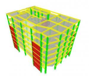 محاسبه و طراحی سازه ی بتنی و فلزی