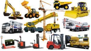 فروش ماشین آلات راهسازی ، ساختمانی و تجهیزات انبار