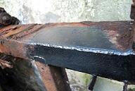 پرایمر و از بین برنده زنگ آهن Navy steel