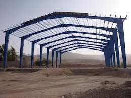 پوشش سقف سوله با مصالح درجه یک و قیمت مناسب