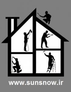 طراحی و اجرای کلیه تزئینات داخلی