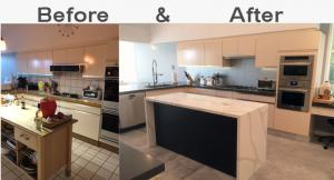 تبدیل آشپزخانه قدیمی شما به آشپزخانه مدرن