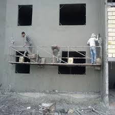 اجرای نمای ساختمان ها بدون داربست با کلایمر