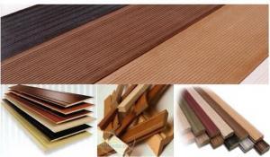 فروش ویژه چوب نمای لنو وود و ترمو وود