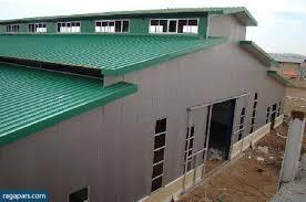 سقف و دیوار سوله