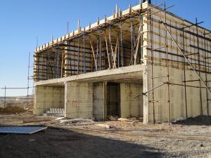 تولید و فروش و اجرای دیوارهای پیش ساخته تری دی پانل