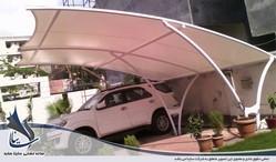 پارکینگ چادری،سقف پارکینگ،پارکینگ پارچه ای