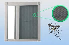 توری ضد حشرات پنجره دوجداره